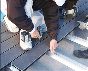 6. Cautions for first deck plate installation