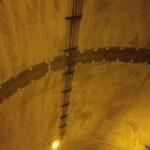 ハードメッシュ:補修・補強(トンネルはく落防止)