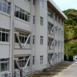 マグネライン:学校耐震での施工事例