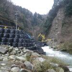 ツートンバッグ:緊急対策(河川/仮復旧)