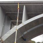 1方向アラミド繊維シート:コンクリート構造物補修・補強