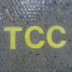 FF-TCC工法:透明で施工後の目視確認が可能