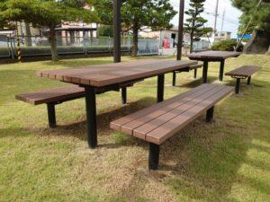 DLベンチ・DLテーブル